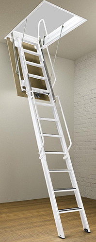 F U2013 Series. Our Tallest Attic Ladders